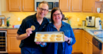 DoubleTree cookie baking feature