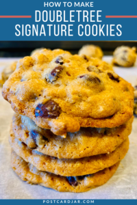 doubletree cookie recipe