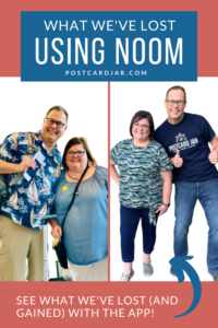 losing weight with noom