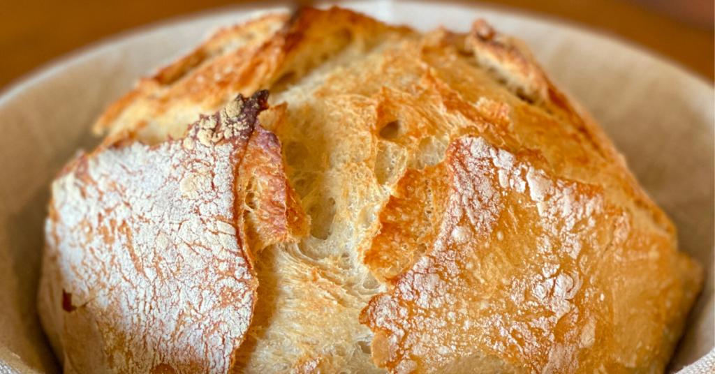 easy artisan bread to impress