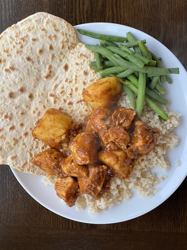 foods to help you lose weight with noom chicken vindaloo
