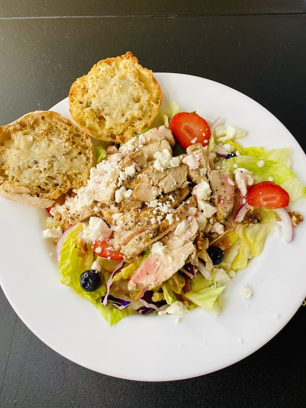 foods to help you lose weight with noom chicken salad