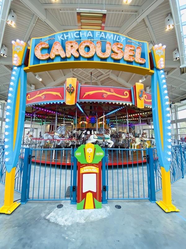 Khicha Family Carousel