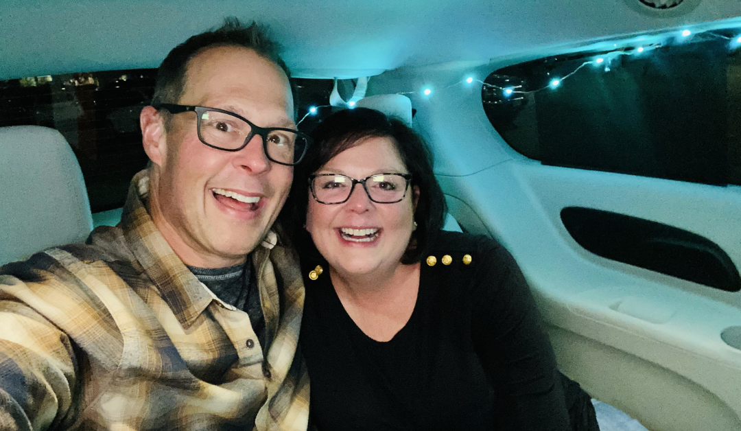 Pandemic date night: How to bring the romance in your minivan