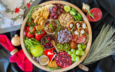 How to make this festive Christmas charcuterie board