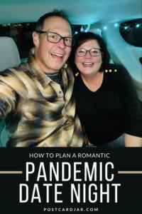 pandemic date night ideas pin