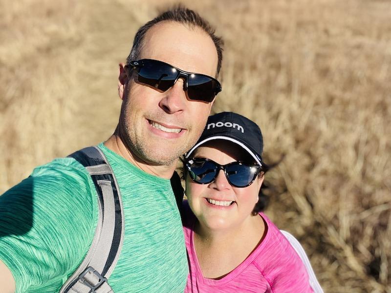 Prairie Earth Trail tallgrass prairie preserve hike