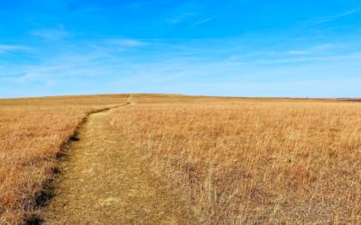 Why you should hike the Prairie Earth Trail near Pawhuska, Oklahoma
