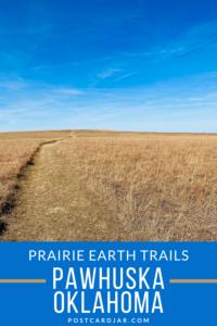 hiking trails near pawhuska
