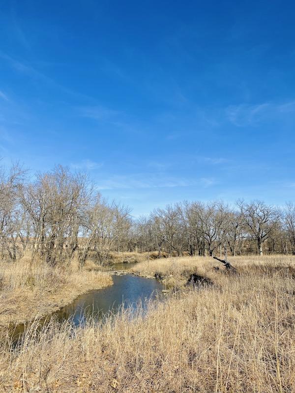 tallgrass prairie trails near pawhuska