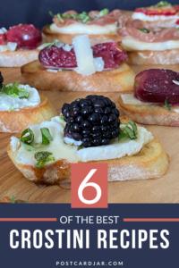 6 of the best crostini recipes