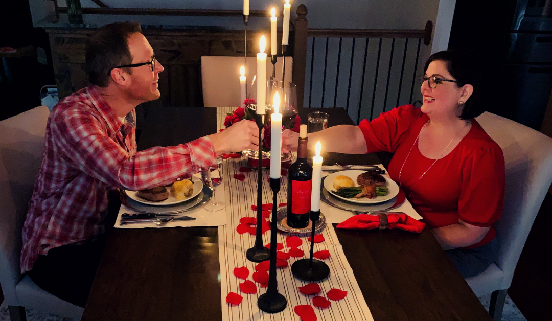 How to have a romantic Valentine's Day at home with the help of Hy-Vee