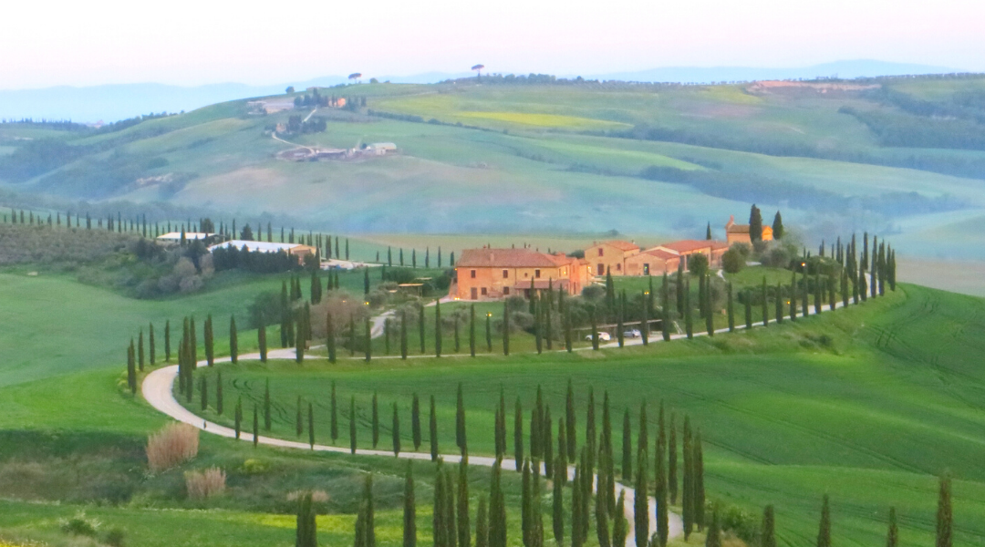 Escape to Italy with us this week