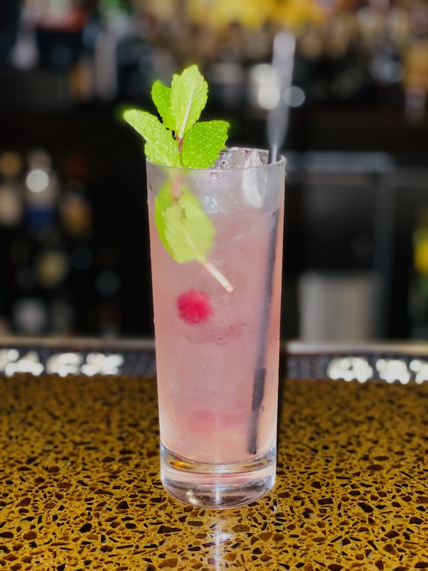 Chazberry Cocktail