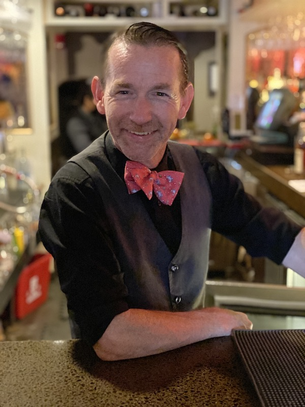 Kansas City Bartender Kenny Kohrs