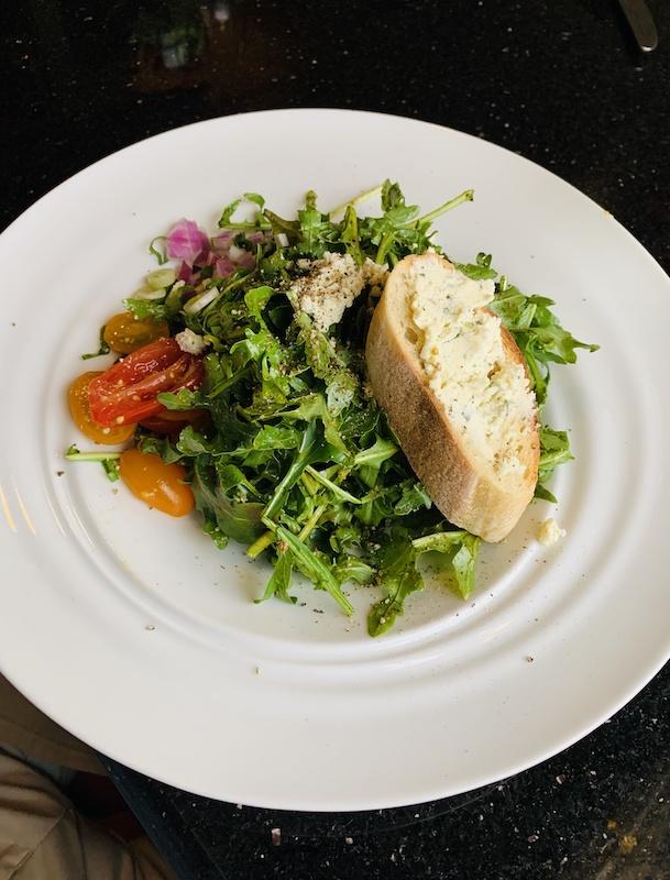 Chaz house salad
