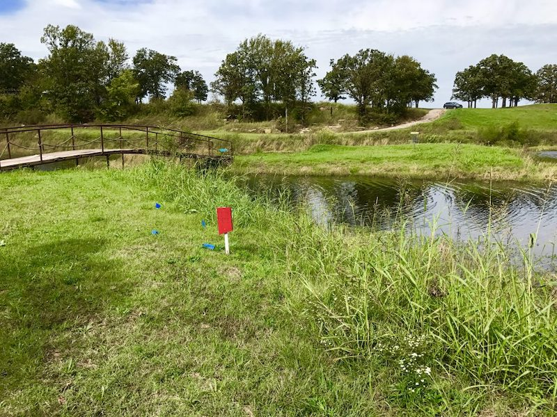 Things to do outdoors in Pawhuska disc golf