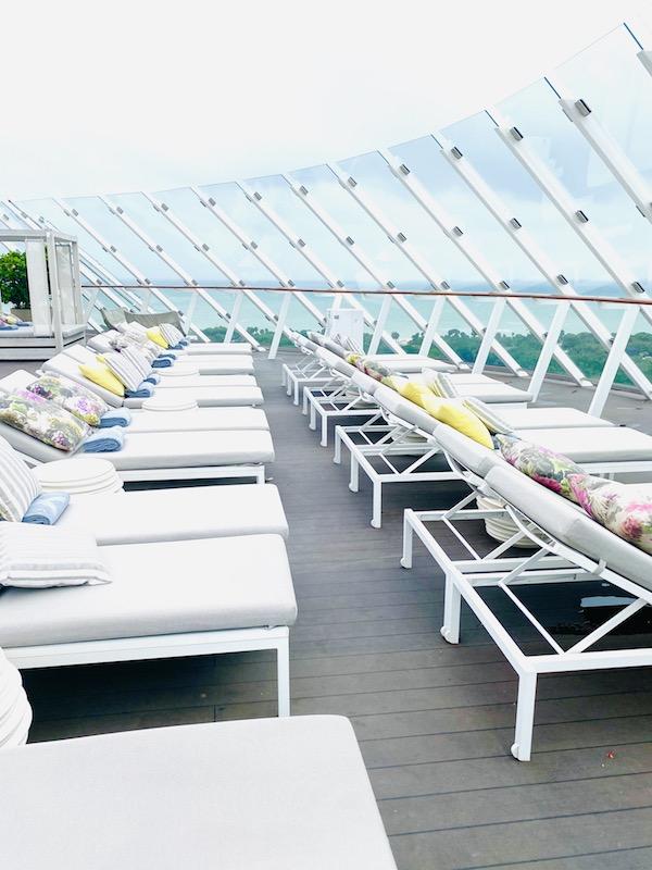 Retreat Sundeck aboard the Celebrity Edge
