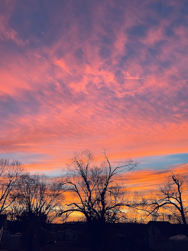Things to do outdoors in Pawhuska watch a sunset