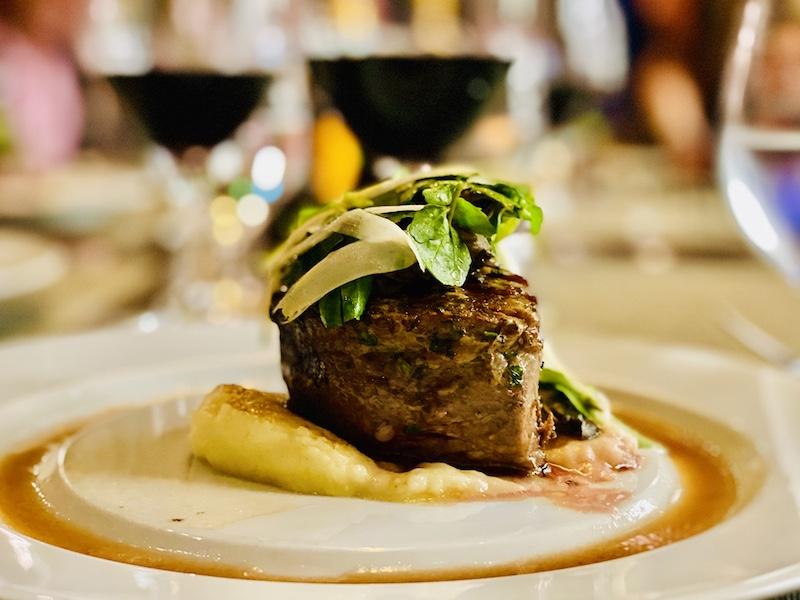 avoid gaining weight on a cruise steak