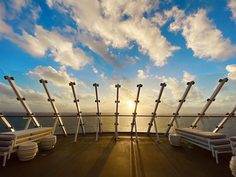 avoid gaining weight on a cruise sunrise