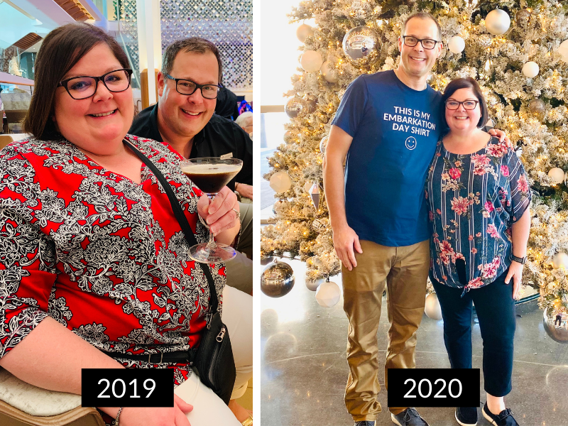 avoid gaining weight on a cruise before/after